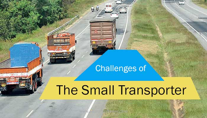 software for small transport