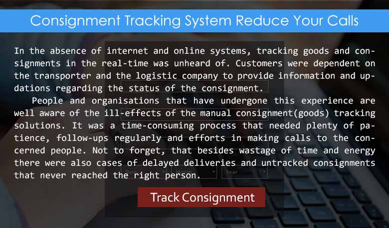 consignment tracking system