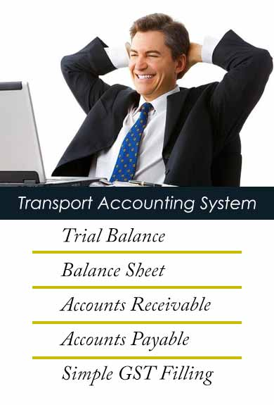 Transport Accounting System