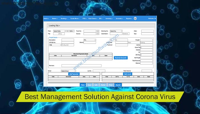 management solution against corona virus