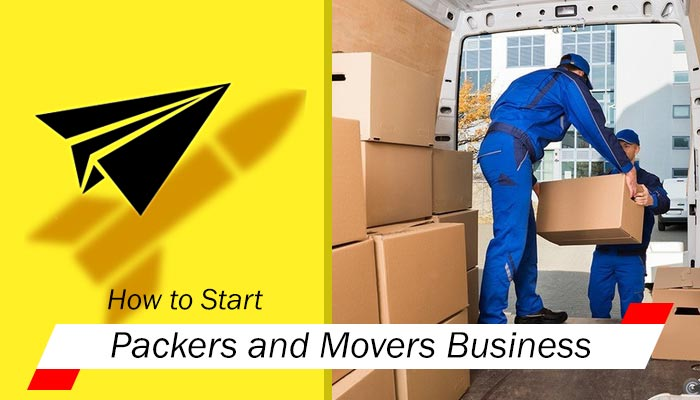 Optimized Way to start the packers and movers business