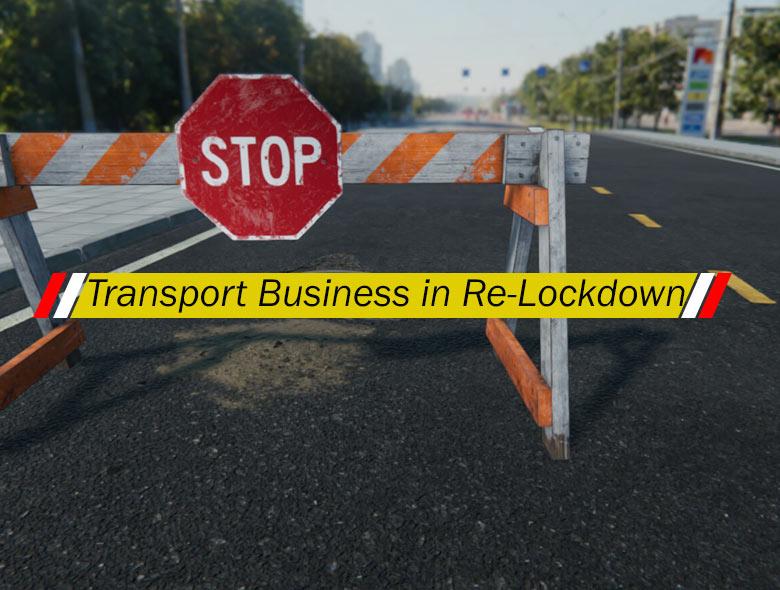 transport business in re lockdown