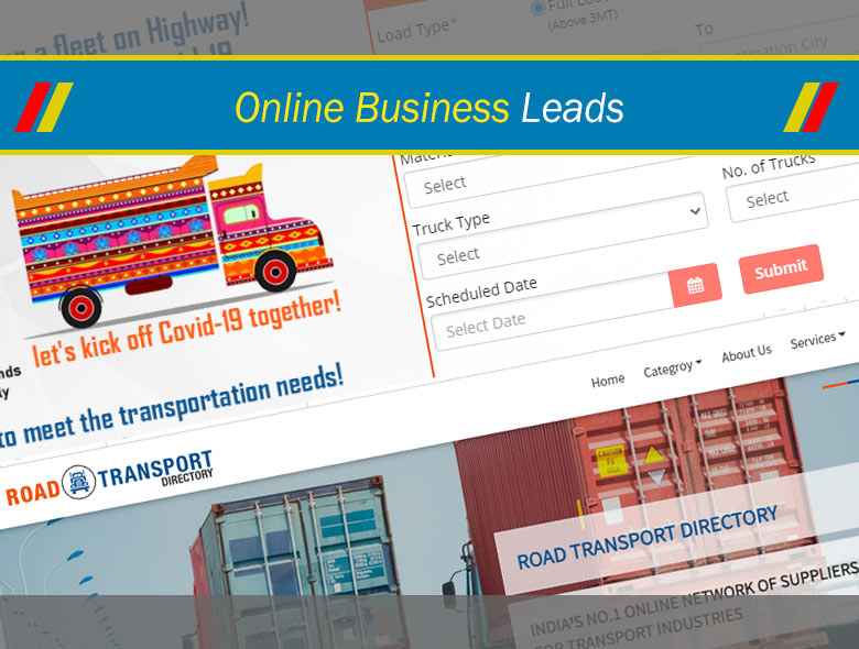 Get online business leads